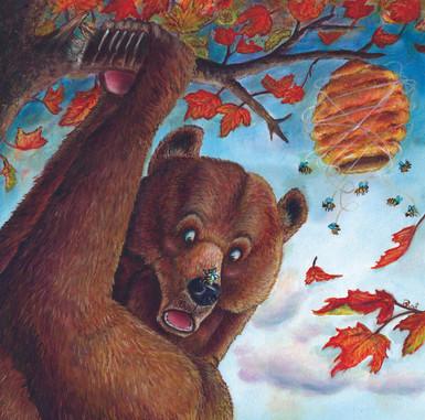 Beehive Bear