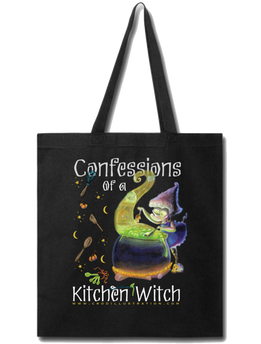 Kitchen Witch Tote Bag.png