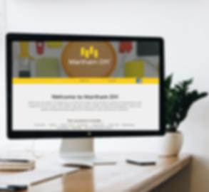 Martham DIY Website