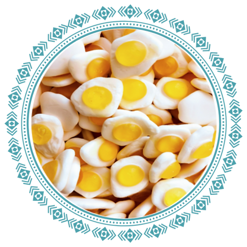 Haribo Fried Eggs
