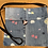Thumbnail: Kids denim over the shoulder bag