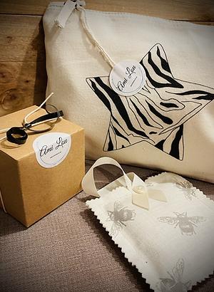 Zebra Star Bag Gift Set