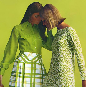 Complete Your Vintage Look: 1960's Style