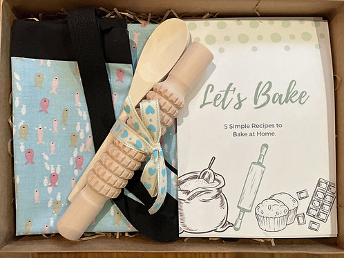 'Lets Bake' Fish Children's Baking Set (S)
