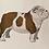 Thumbnail: 'Bulldog' Tote Bag