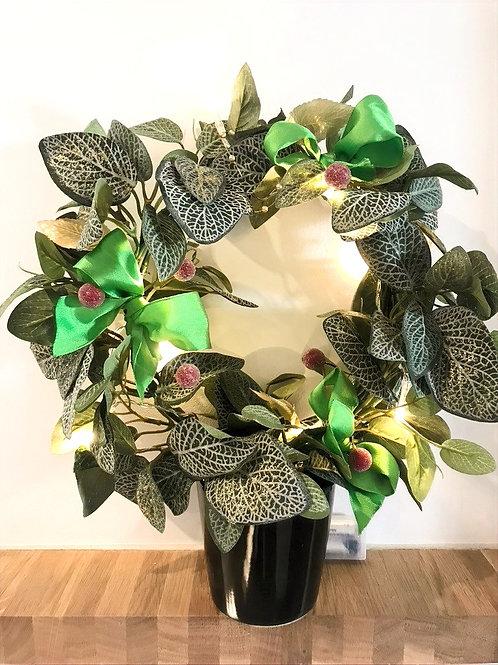 Centre Piece Christmas Wreath