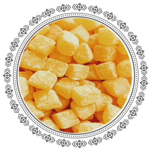 Pineapple Cubes