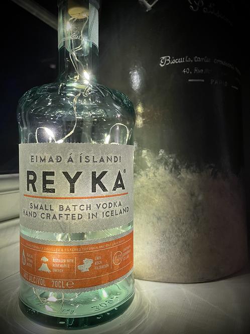 REYKA Vodka Bottle Light