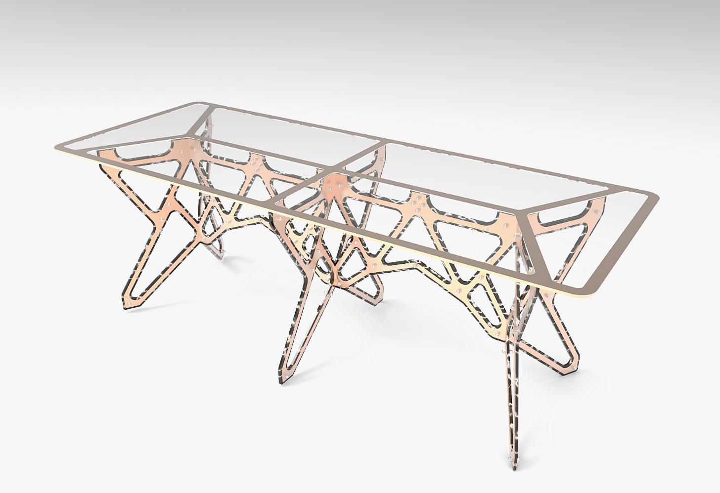 Crepuscule - SteelWoodAndGlass