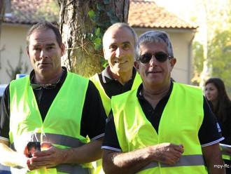 LE SVC ORGANISE UN CYCLO-CROSS A St FERREOL
