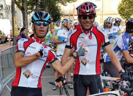 Pierre et Hervé à la Limousine