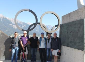 Le SVC au mondial de cyclisme à Innsbruck