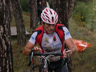 Un cyclo-cross réussi mais humide