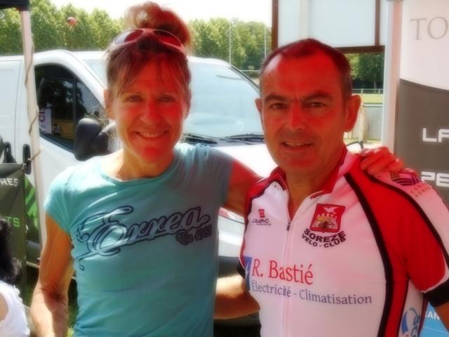 Avec Marion Clignet