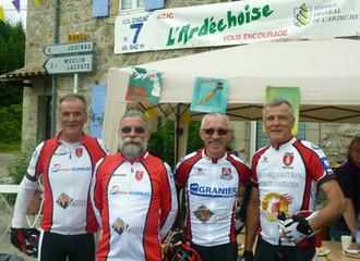 L'Ardéchoise Cyclotouriste 2016