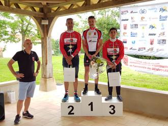 Le SVC a organisé la course à Palleville
