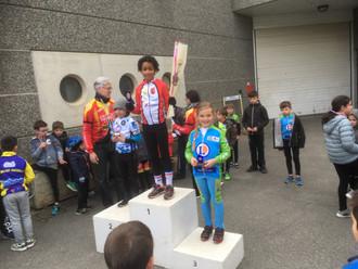 Ambre De Zerbi double championne de France