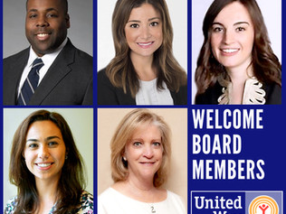 Five Join United Way's Board of Trustees