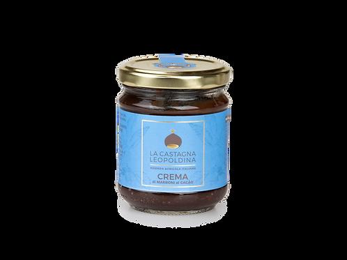 Crema di Marroni al cacao 225g