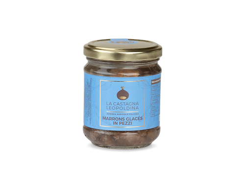 Marrons Glacés in pezzi 100g