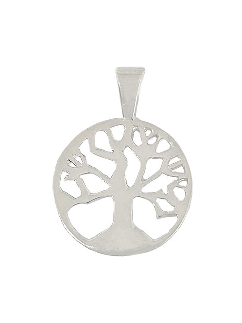 Tree of Life Pendant in 925 Sterling Silver