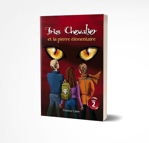 Iris Chevalier et la pierre élémentaire