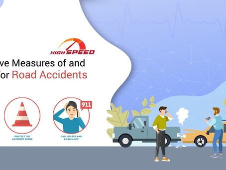 Preventive Measures of and To-do's for Road Accidents