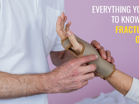 Everything  You Need To Know about Fractures at Old Age