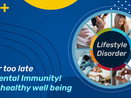 Never too late for Mental Immunity!