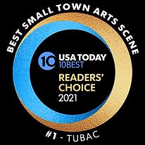 10Best2021 BestSmallTownArtScene Tubac.p