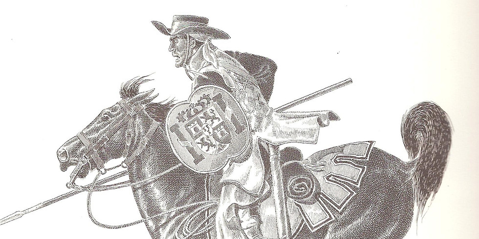 """Shaw D. Kinsley Lecture Series Presents: Jack Lasseter's """"The Apache Force Here on the Spanish Frontier"""""""