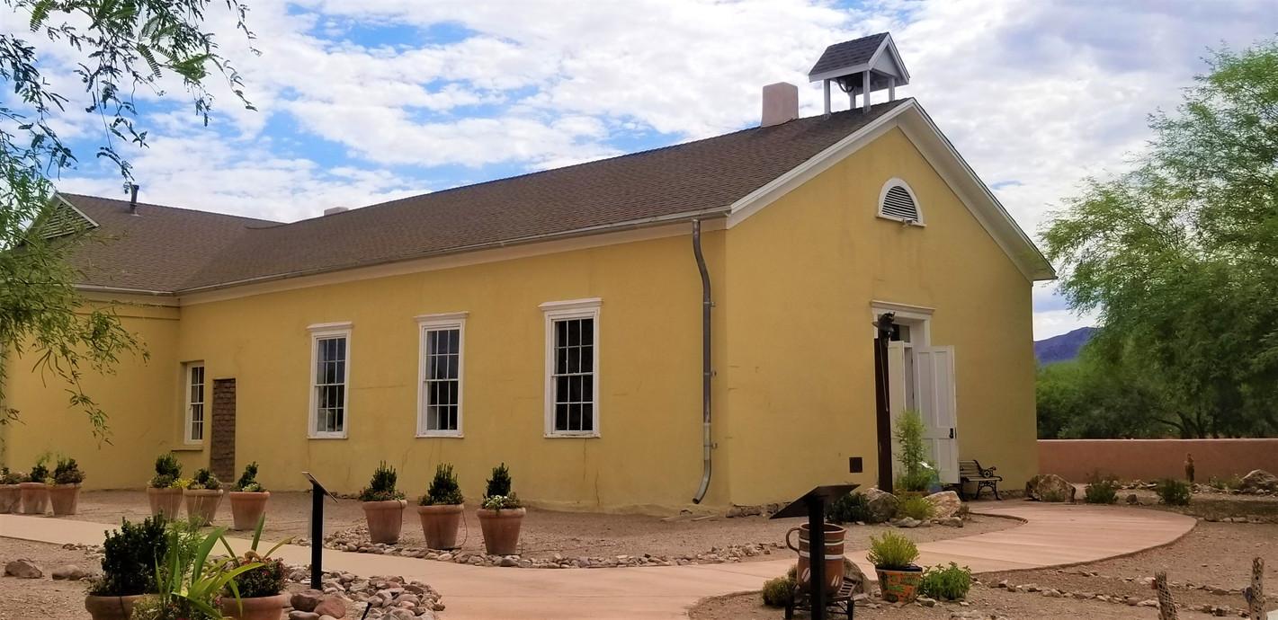 1885 Old Schoolhouse