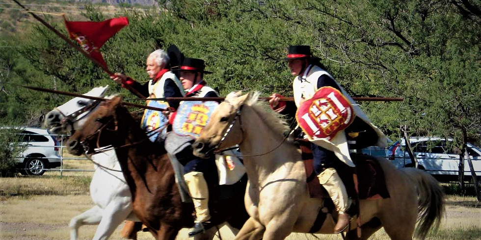 Tubac's 4th Annual Santa Gertrudis Day in Conjunction with Anza Day - Free