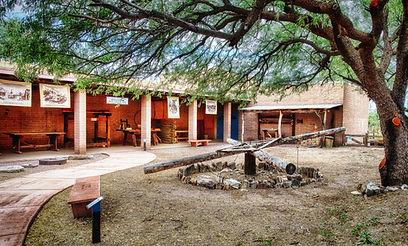 Griffin Museum Tubac Ruins Presidio Arizona