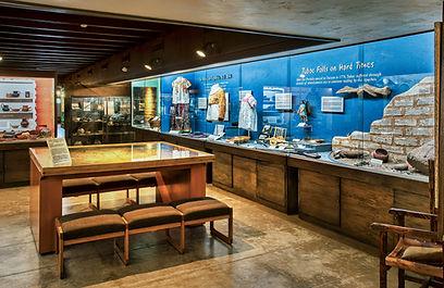 Griffin Museum Exhibit Tubac Arizona Historical