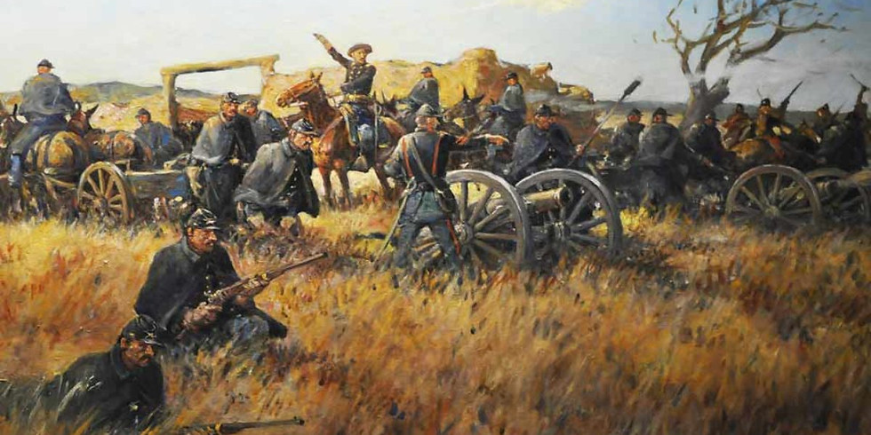 """Shaw D. Kinsley Lecture Series presents: Jack Lasseter- """"The Civil War in the Southwest"""""""