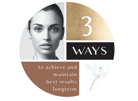3 Ways to Achieve and Maintain Best Results Longterm