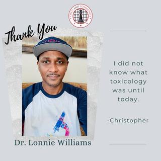 Dr. Lonnie Williams