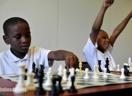 Reasons Why Your Student Should Try Chess & Community