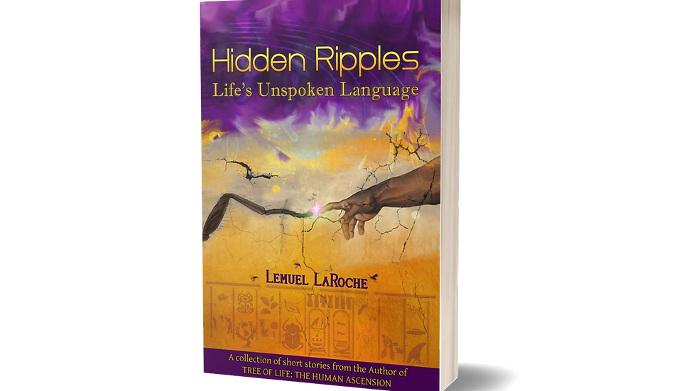 Hidden Ripples: Life's Unspoken Language