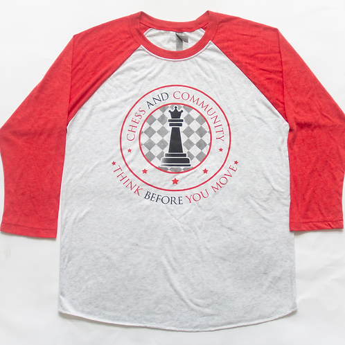 Chess & Community T-Shirt