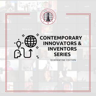 Contemporary Innovators & Inventors Series
