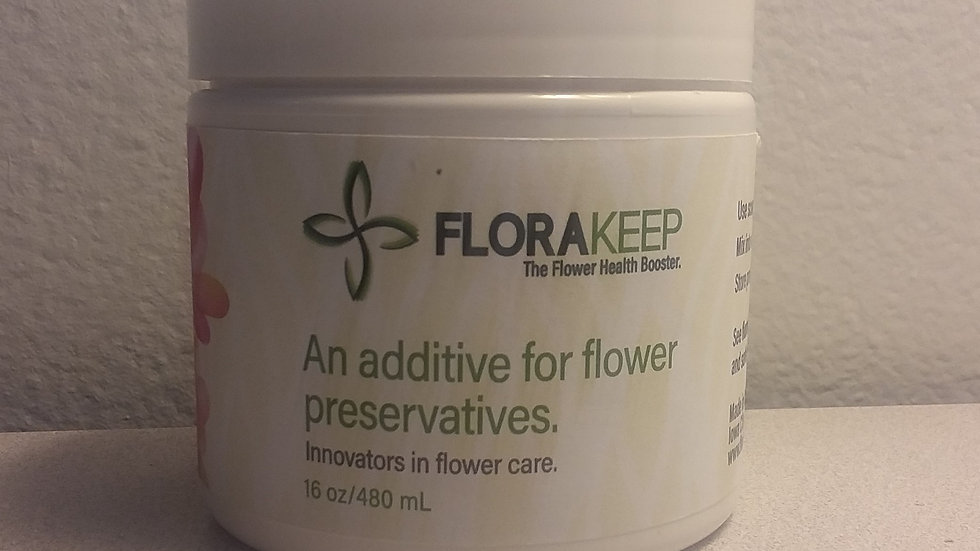 FloraKeep Flower Preservative Booster 16oz