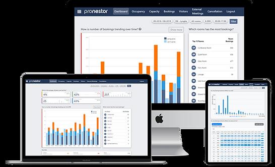 pronestor-insights_room-bookings_display