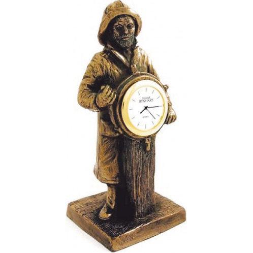 Helmsman Clock