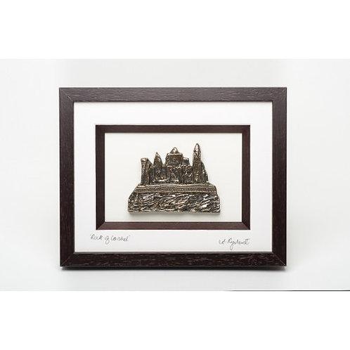 Rock of Cashel - Framed Bronze