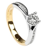 SER04 Solitaire Ring