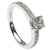 SER05 Solitaire Ring