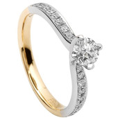 SER22 Solitaire Ring