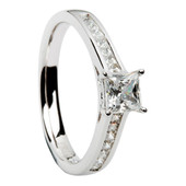 SER03 Solitaire Ring